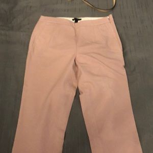 J. Crew Martie Slim Crop Pants